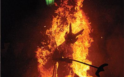 Burning the devil in Guatemala – American Way magazine