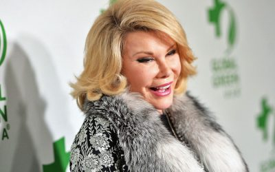 Joan Rivers: Let's tawk