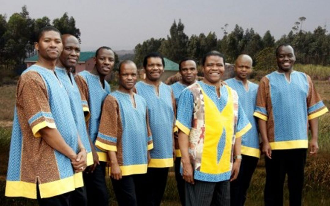 Heavenly voices: How Ladysmith Black Mambazo went from dream to fame