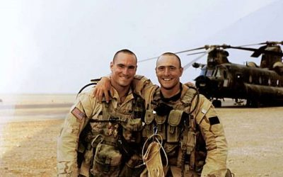 Was Pat Tillman murdered? SF Chron.