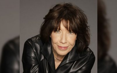 Lily Tomlin rocks the house