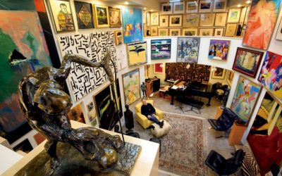 Art collector Jack Leissring: Eyes need to see this stuff