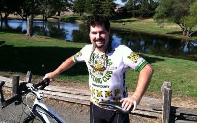 Anti-cyclist rant by Adam Parks of Victorian Farmstead Meat in Sebastopol