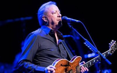 Boz Scaggs still smooth after all these years (May 2015)