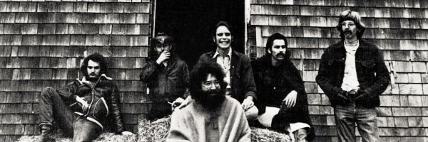 The early days of the Grateful Dead.