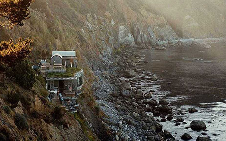 Esalen: Retreat on Big Sur Coast, Press Democrat, Jan. 2016