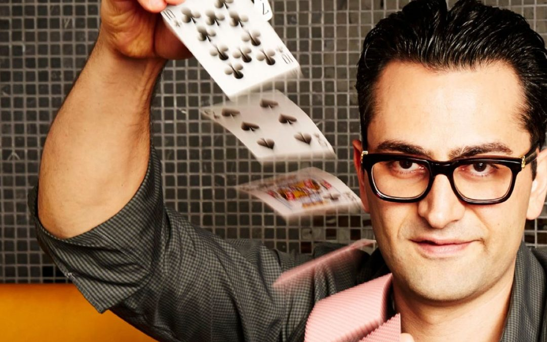 Good Call: Las Vegas with Antonio Esfandiari, Inspirato, Winter 2016