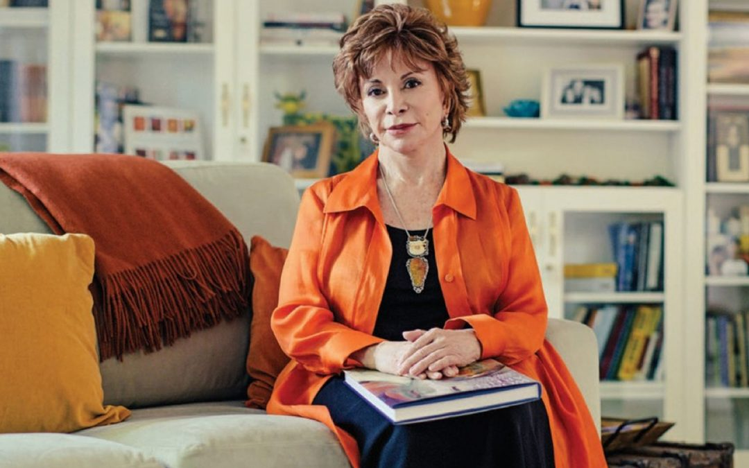 Global Soul: Chilean author Isabel Allende at home in SF Bay Area, 2016