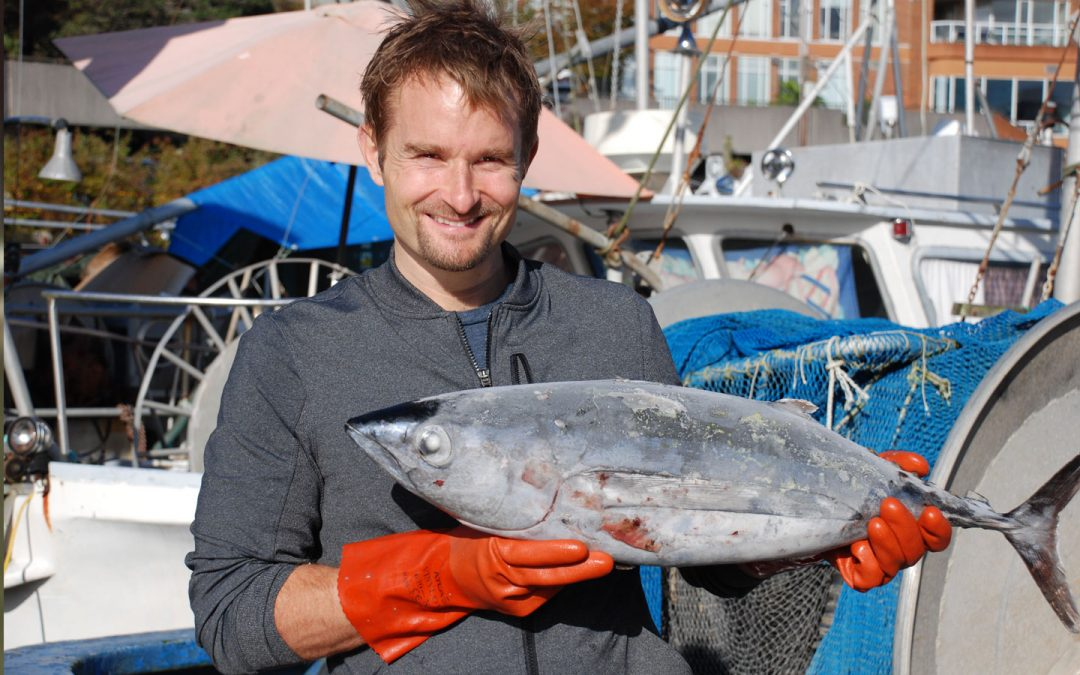 Vancouver leads Canada's sustainable seafood movement, Spring 2016