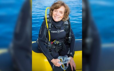 Interview: Oceanographer Sylvia Earle, The Sun, July 2018