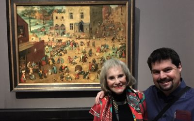 Once in a Lifetime: Visiting Bruegel in Vienna with my mom, Perceptive Travel, Feb. 2019