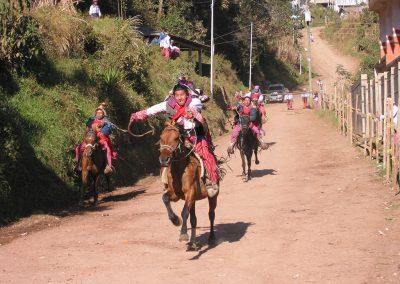 Guat-horserace
