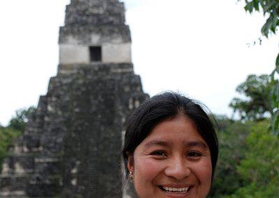Tikal-woman