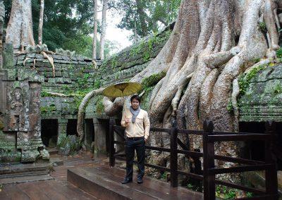 Ta-Prohm-temple