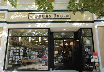 Michael Shapiro will speak about The Creative Spark at Books, Inc. in Mountain View