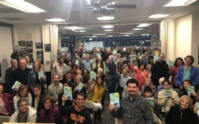 Michael Shapiro Speaks at College of Marin Friday Afternoon Author Series
